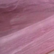 Rasberry Pink Polyester Abaca